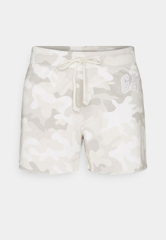 HERITAGE - Shorts - beige