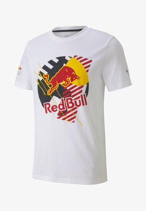 RED BULL - T-shirt imprimé - white