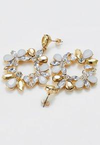 Pieces - PCPEARLI EARRINGS - Earrings - gold-coloured/multi - 2