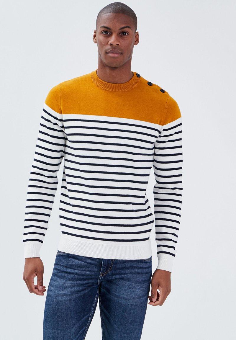 BONOBO Jeans - Jumper - ecru