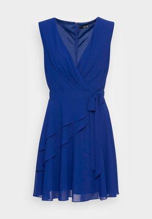 RHEA MINI DRESS - Cocktailkjole - electric blue