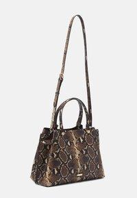 ALDO - HELICIA - Handbag - medium brown - 1