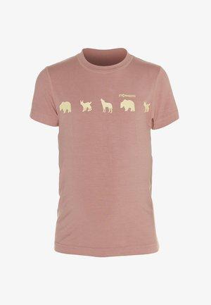 T-shirts - old rose
