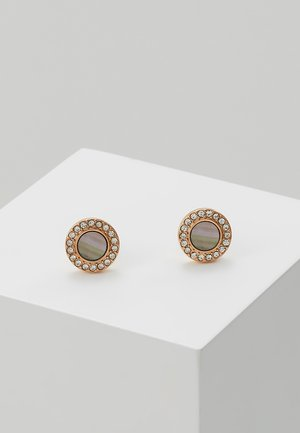 CLASSICS - Pendientes - roségold-coloured