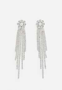 ONLY - ONLDAMAI RHINE EARRING - Earrings - silver-coloured/clear - 0