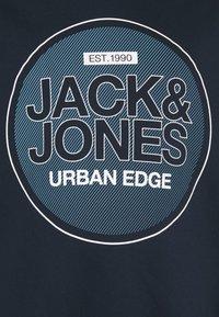 Jack & Jones - JCOBOOSTER - Hoodie - navy blazer - 2