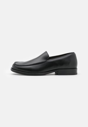 SHELLEY - Smart slip-ons - black