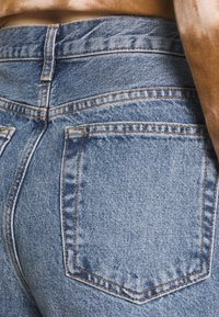 Topshop - Jeansy Relaxed Fit - blue denim - 5