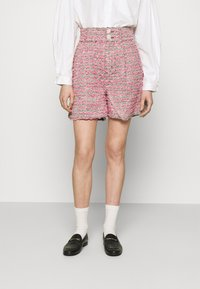 Custommade - ALIBA - Shorts - black/pink - 0