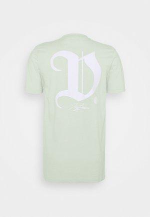 GOTHIC UNISEX - T-shirts med print - mint