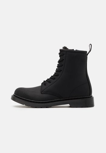 1460 SERENA MONO REPUBLIC WP - Lace-up ankle boots - black