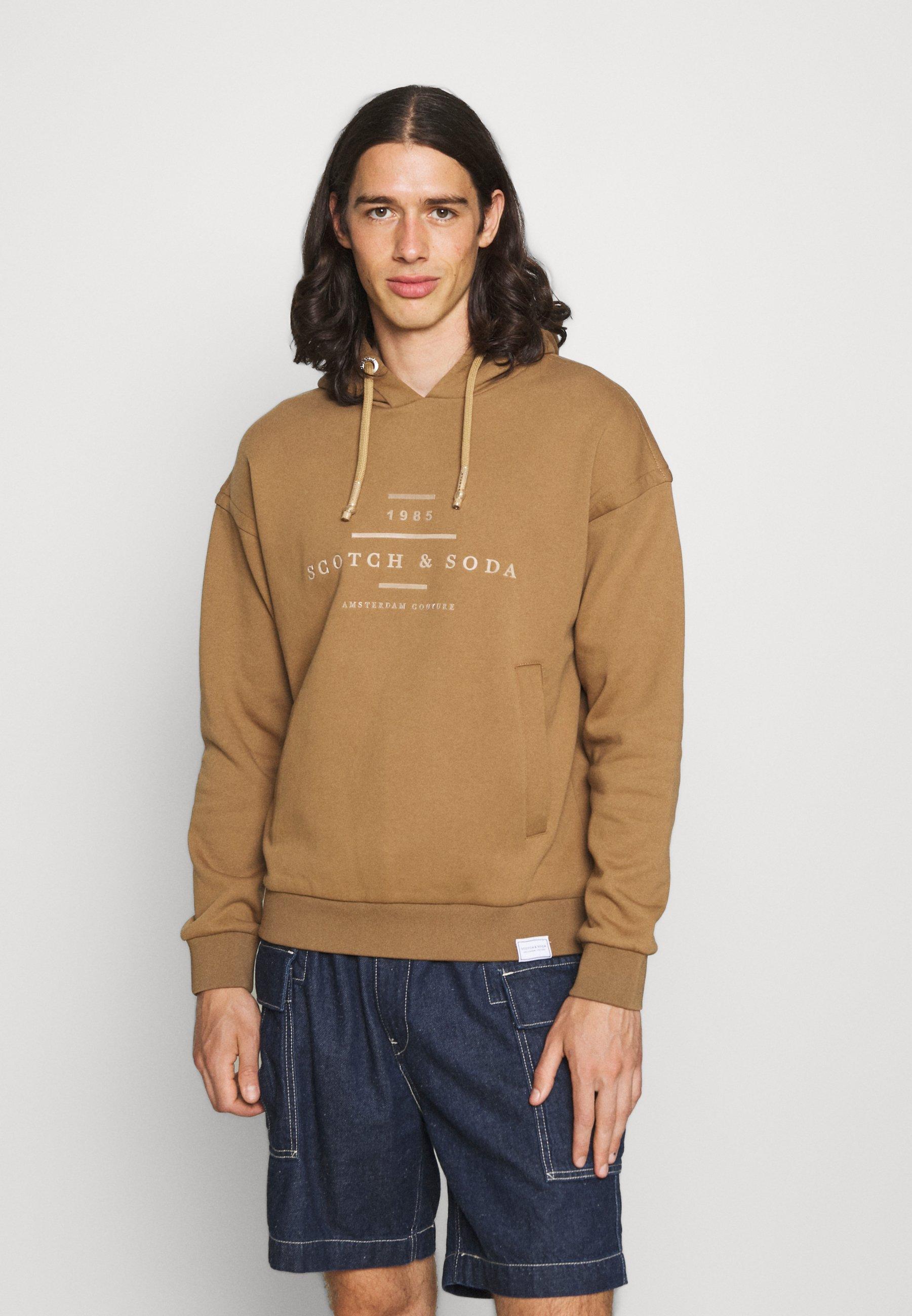 Men HOODED - Sweatshirt