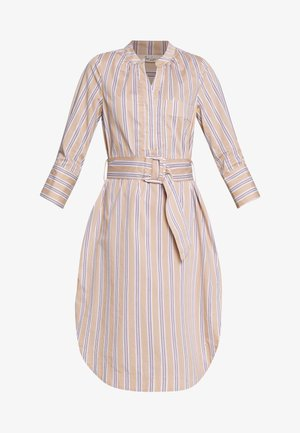 ALCAJALINE DRESS - Skjortekjole - mocha mou