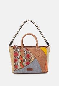 Desigual - BOLS PERSEO SAFI - Handbag - natural - 0