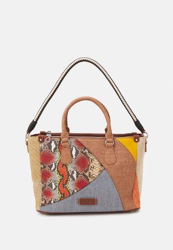 BOLS PERSEO SAFI - Handbag - natural