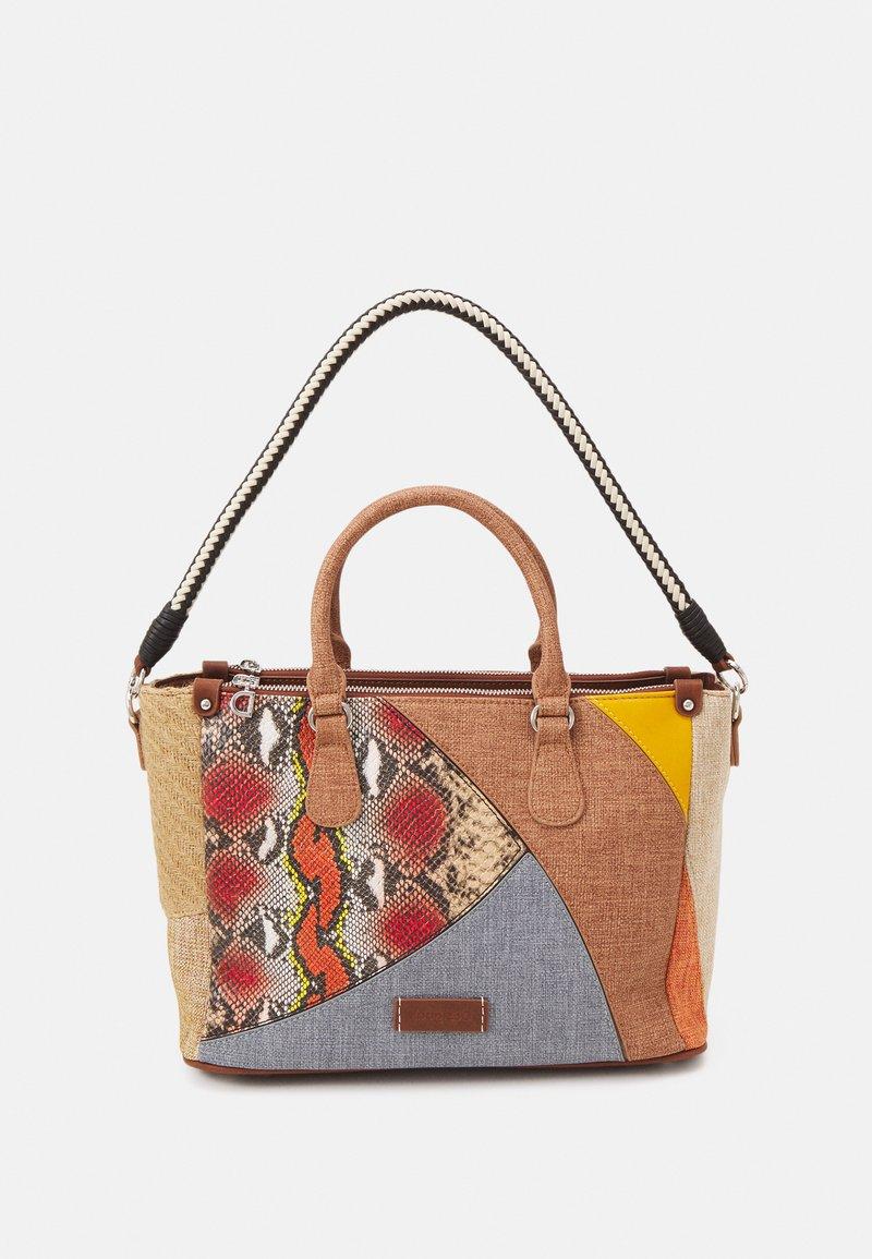 Desigual - BOLS PERSEO SAFI - Handbag - natural