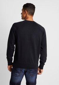 Calvin Klein Jeans - RELAXED MONOGRAM - Sweatshirt - black - 2