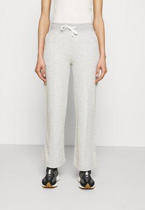 NAUTICAL PANTS - Pantalon de survêtement - light grey melange