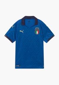 Puma - ITALIEN FIGC HOME REPLICA - National team wear - team power blue/peacoat - 0