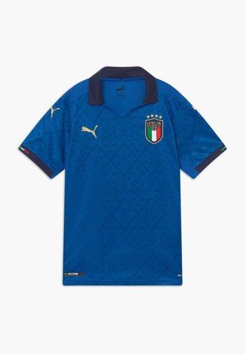 ITALIEN FIGC HOME REPLICA - National team wear - team power blue/peacoat