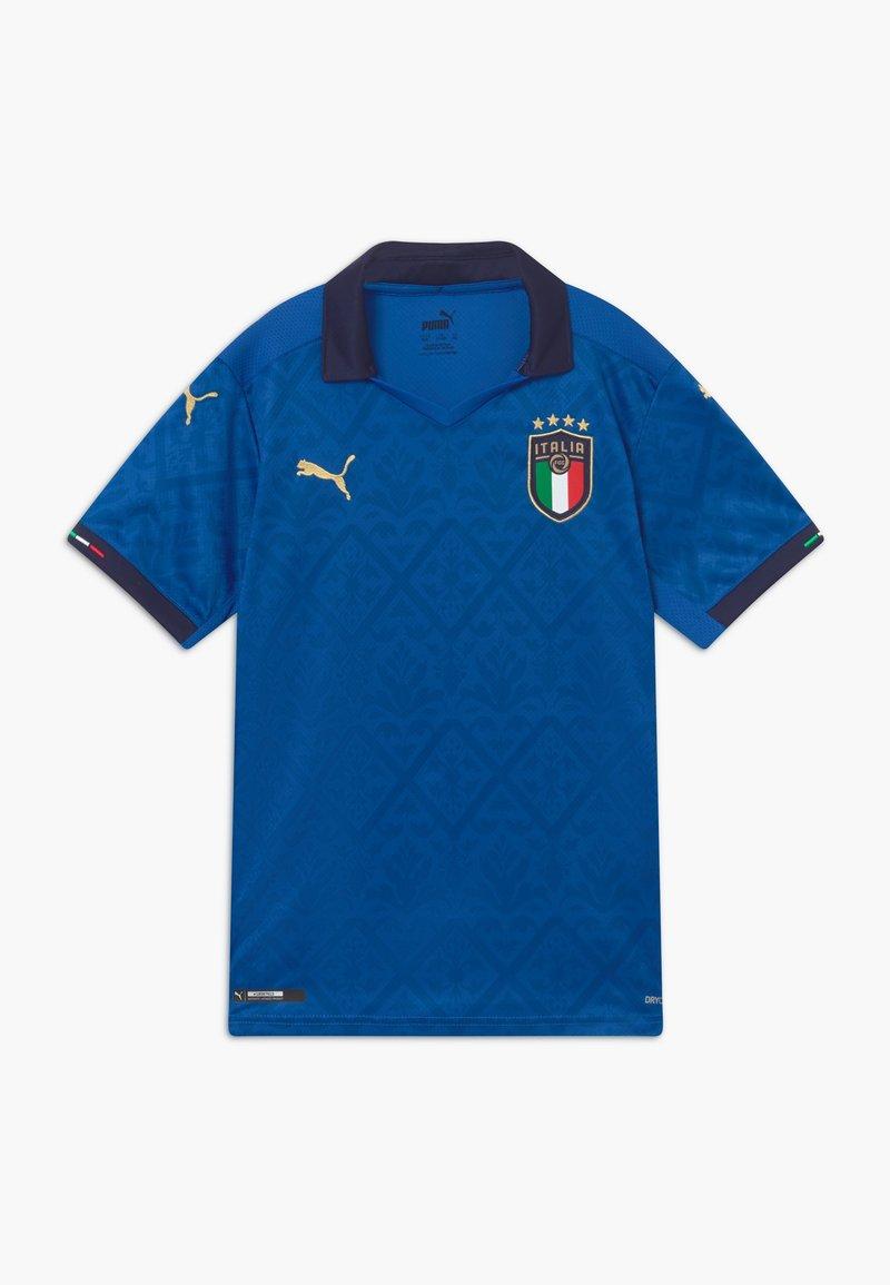 Puma - ITALIEN FIGC HOME REPLICA - National team wear - team power blue/peacoat
