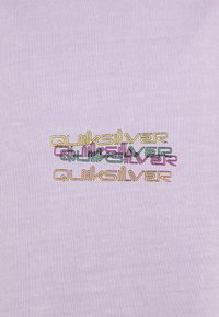 Quiksilver - TANGLED - T-shirt con stampa - pastel lilac - 2