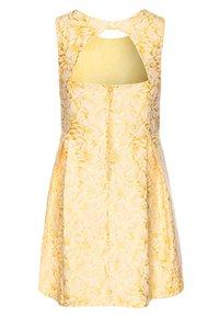 Name it - NKFFARYLE SPENCER - Cocktailkleid/festliches Kleid - aspen gold - 1