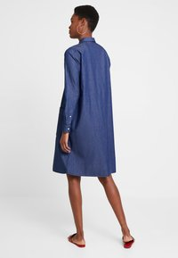 Seidensticker - WASHER - Denim dress - blau - 2