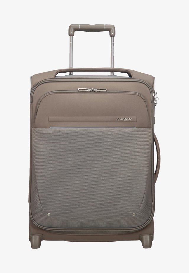 MIT 2 ROLLEN  - Wheeled suitcase - taupe