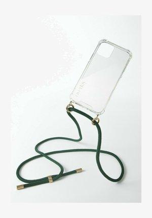 IPHONE 12 MINI - NINJA TURTLE - Phone case - dunkelgrün