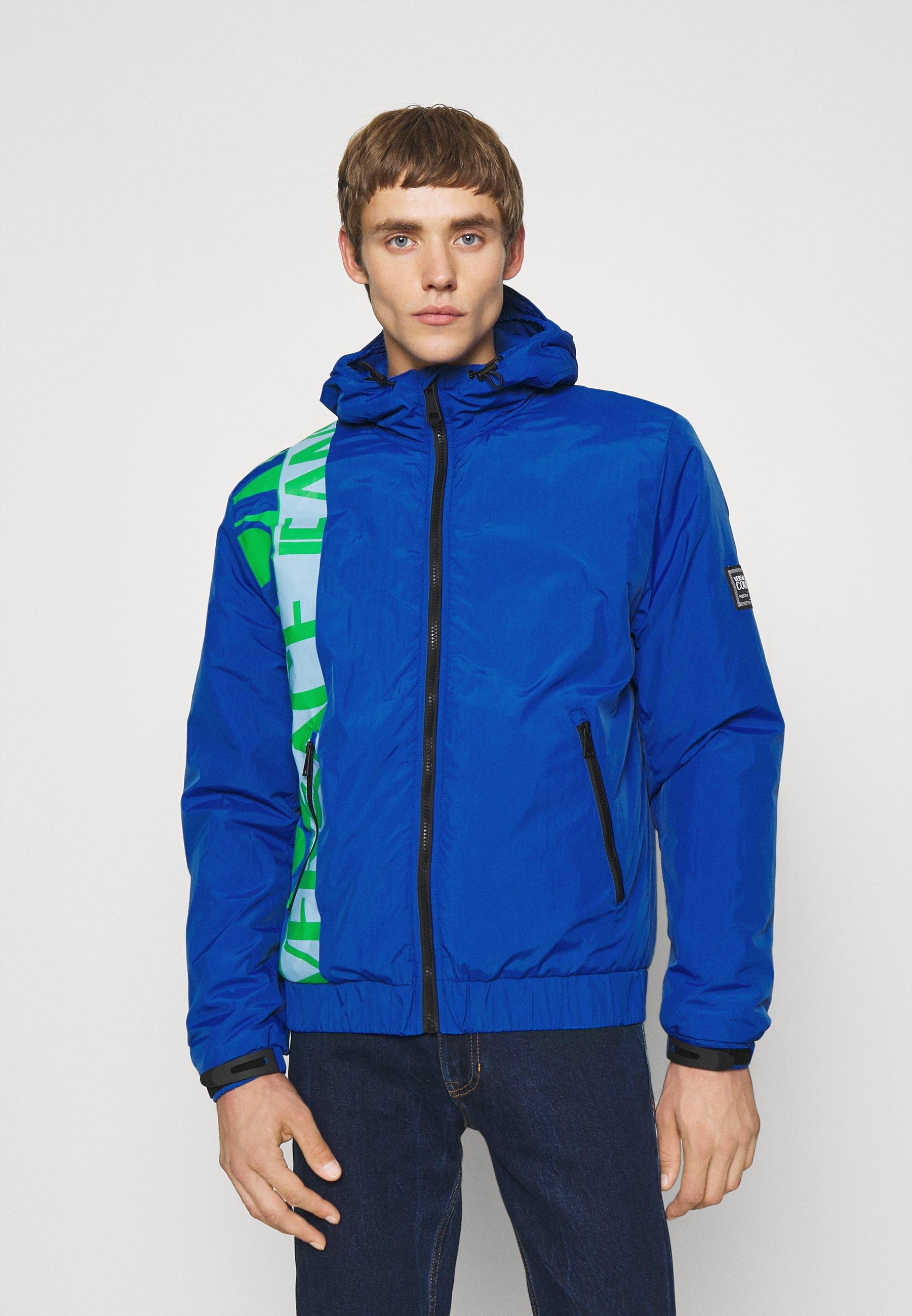 Men CRINKLE - Light jacket