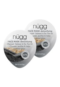 nügg - PORE CLEANSE FACE MASK 4 PACK FOR OILY, COMBINATION & ACNE PRONE - Skincare set - neutral - 1