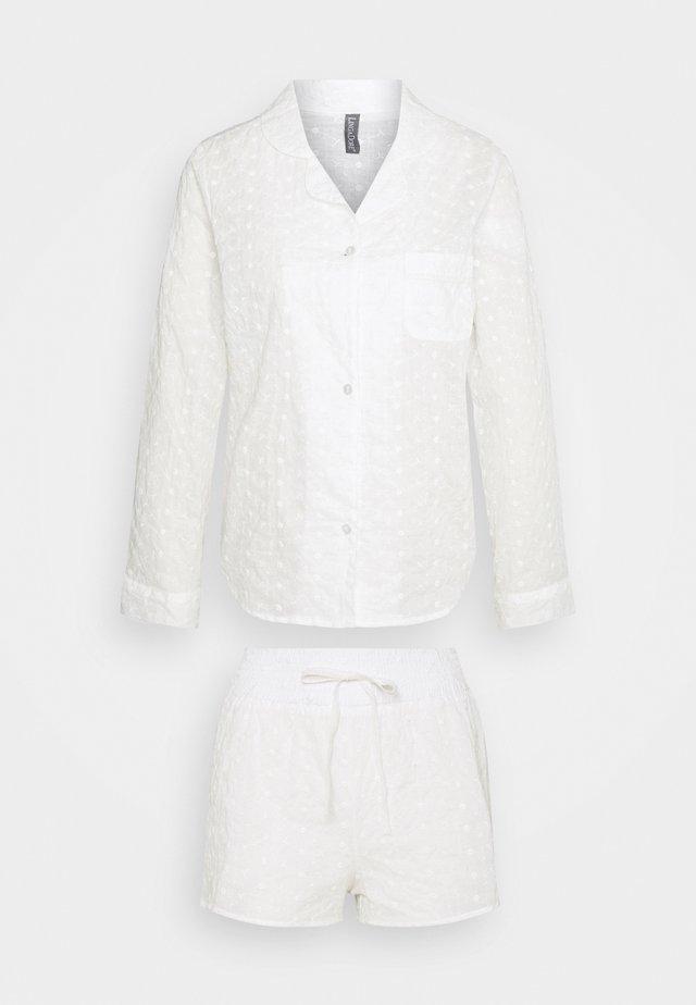 SET - Pigiama - off white