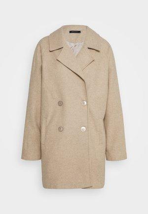 MAVI - Płaszcz wełniany /Płaszcz klasyczny - stone