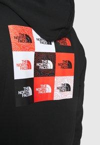 The North Face - MULTI BOX - Sweatshirt - black - 5