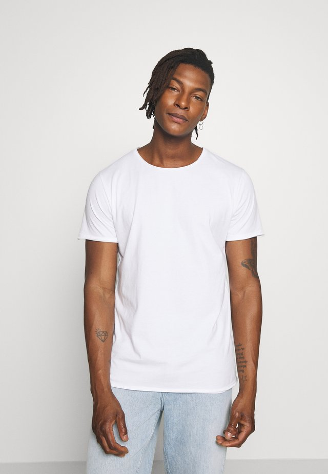 KENDRICK - Basic T-shirt - white