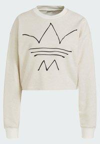adidas Originals - Sweatshirt - off white mel - 7