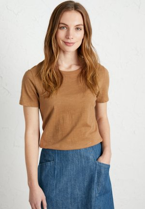 REFLECTION  - T-shirt basic - brown