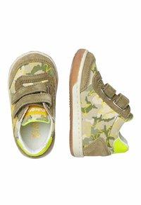 Naturino - Touch-strap shoes - militärgrüne - 3