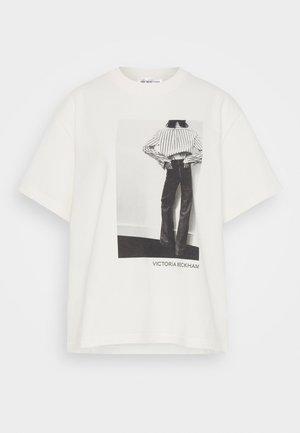 ALINA - T-shirts print - off white