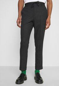 Isaac Dewhirst - Suit - charcoal - 3