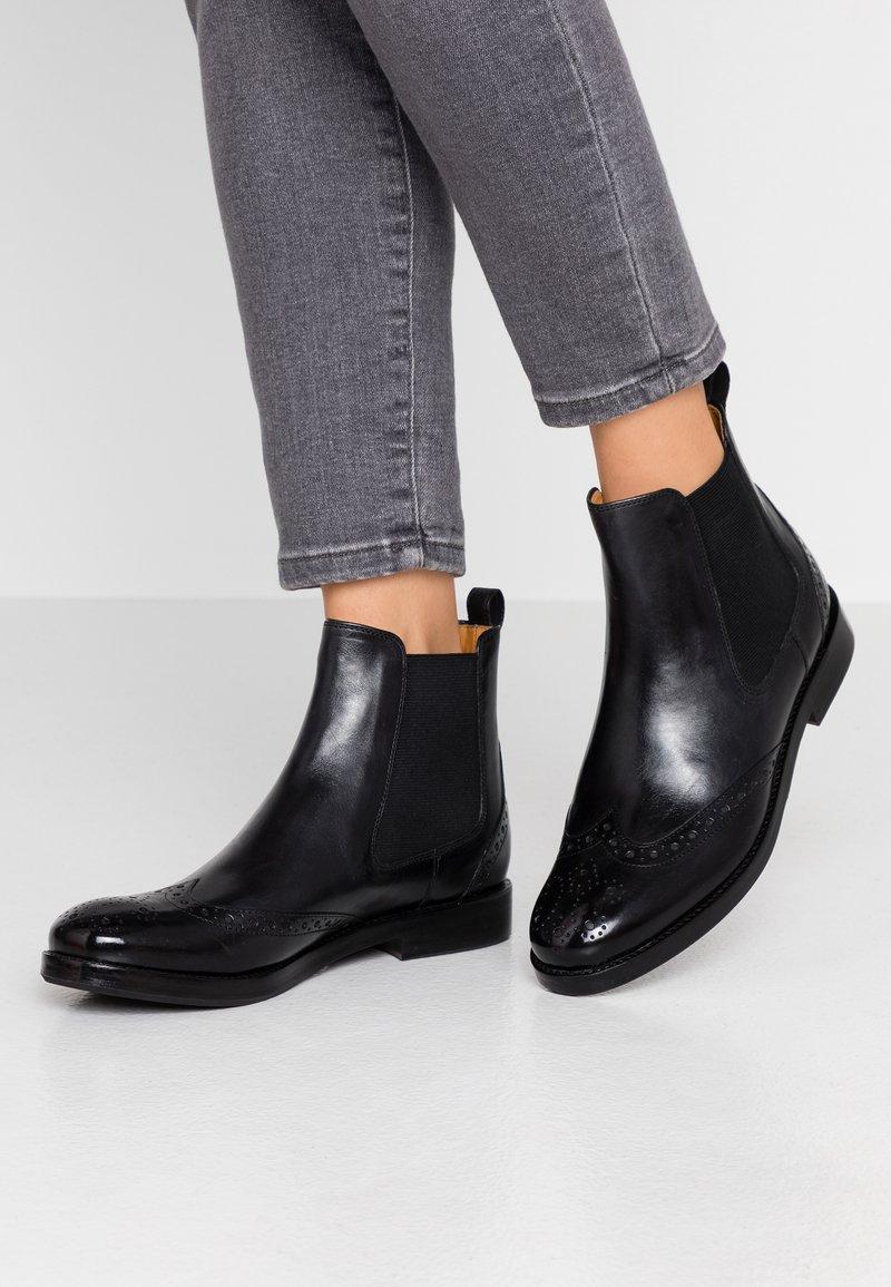 Melvin & Hamilton - AMELIE  - Ankle boots - black