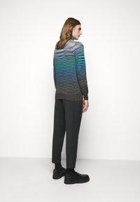Missoni - LONG SLEEVE CREW NECK - Pullover - multicoloured - 2