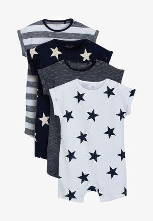4 PACK  - Jumpsuit - multi-coloured