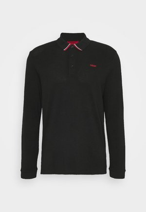 DONOL - Polo shirt - black