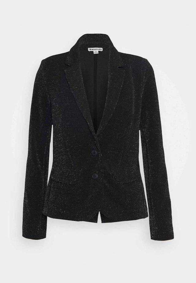SPARKLE PONTE  - Blazer - black
