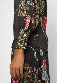 Victoria Victoria Beckham - Button-down blouse - black - 3