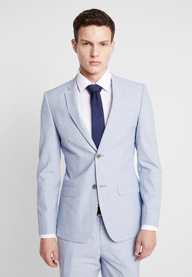 CHECK - Veste de costume - blue