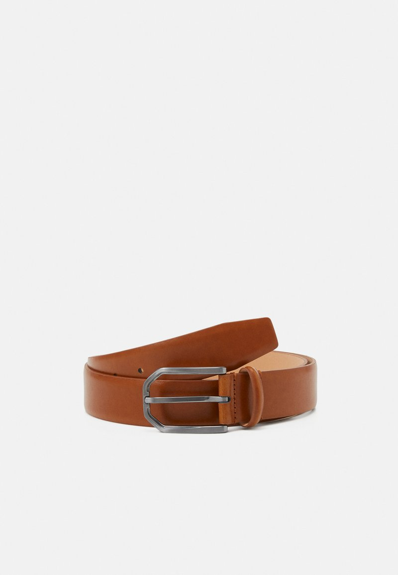 Calvin Klein - SCORE LINE  - Belt - brown