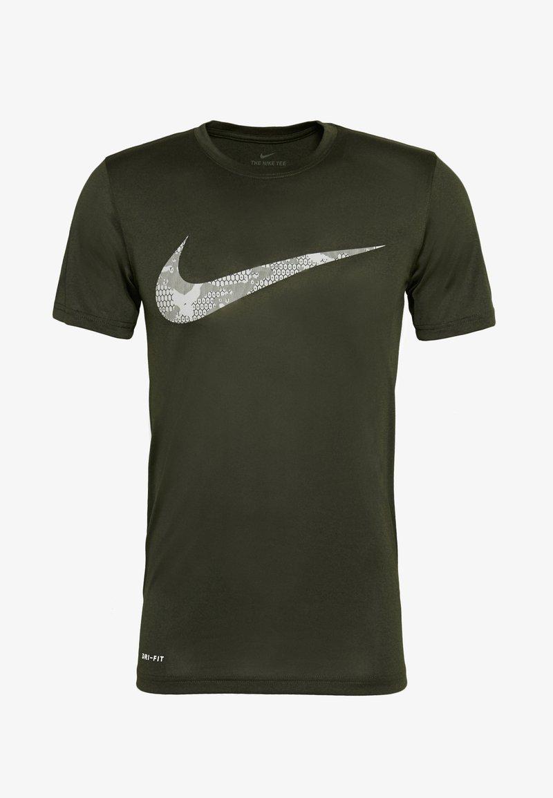 Nike Performance - Print T-shirt - sequoia